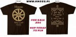 T-Shirt Slavic Hnoss Brown
