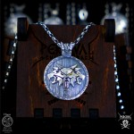 The Witcher Silver Necklace by Percival & Hnoss Silver Craft New Jewelry Collection 2019