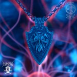 Percival Schuttenbach Perun Silver Necklace by Percival & Hnoss Silver Craft New Jewelry Collection 2019