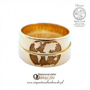 Gold Wedding Rings - World