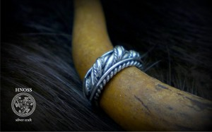 Slavic Silver Ring from Prabuty Treasure